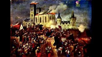 The Siege of Eger Castle
