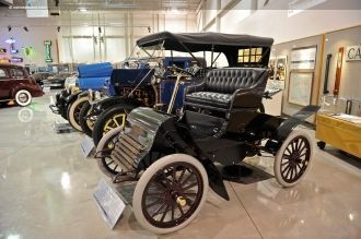 Cadillac, 1902 at the museum