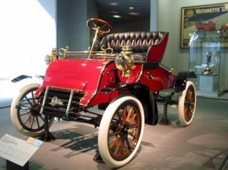 Since 1909 the car brand
