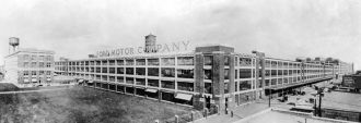 Ford plant in Highland Park