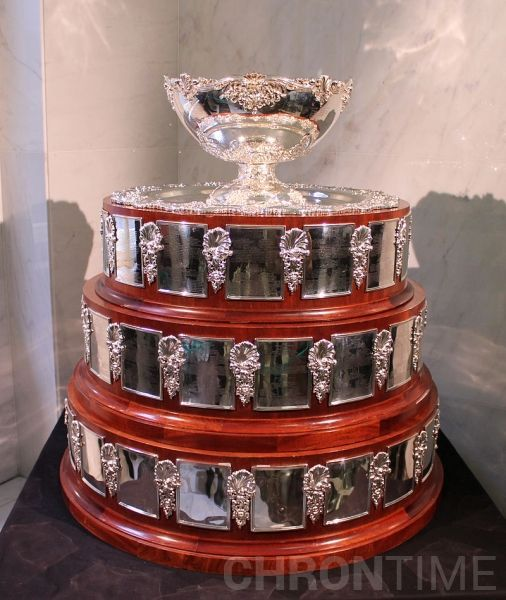 The Trophy - Cup of Davis